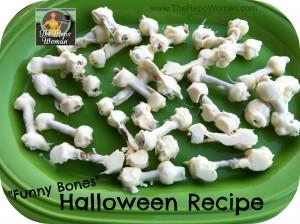 Halloween Funny Bones Recipe
