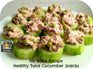 Quick Healthy Snack Recipe:  No Baking Required!