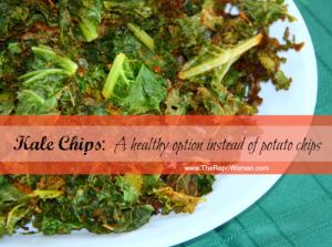 Best Homemade Kale Chips Recipe