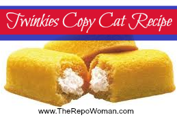 Best Twinkies Copy Cat Recipe
