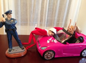 Our Elf on the Shelf ideas gone WILD!