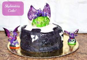 Skylanders Portal Cake Idea!