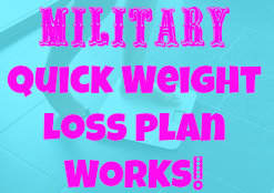 Military Quick Weight Loss plan