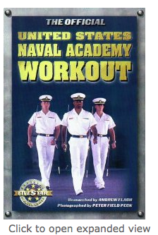 Naval Academy WOrkout plan