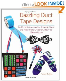 Duck Tape designs book
