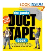Jumbo Duct tape book
