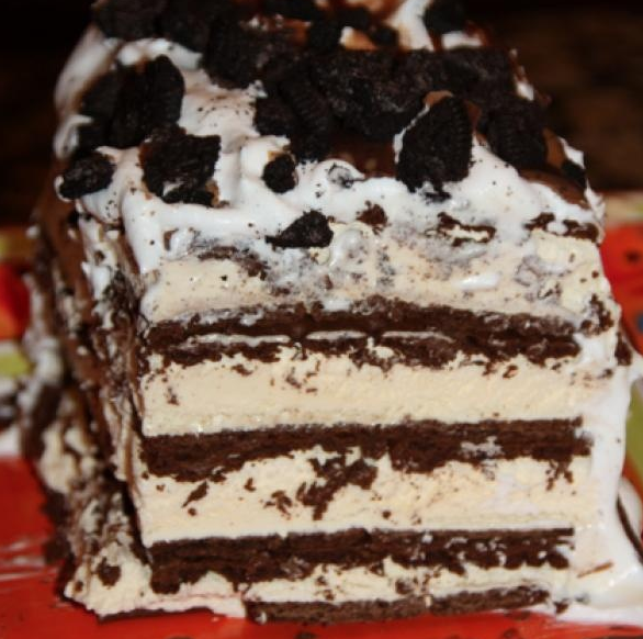 do it yourself ice cream cake tutorial