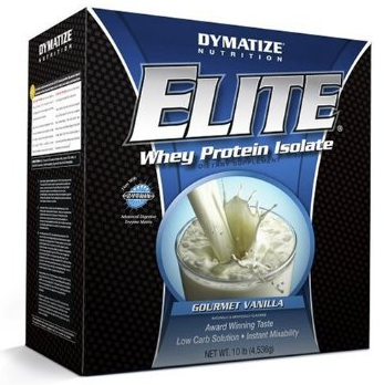 Dymatize Nutrition Elite Whey Protein Isolate