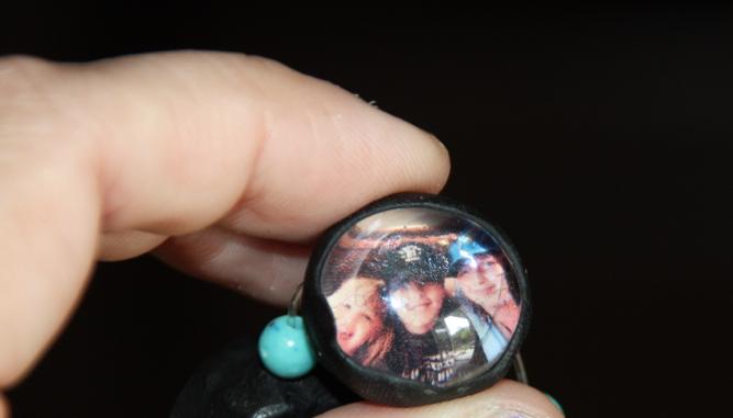 handmade photo charm bracelets