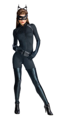 Sexy Cat Woman Halloween Costume Idea